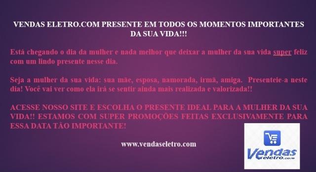 Dia da Mulher - Vendas Eletro.com